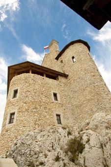 Free Tower Of Bobolice Castle - Poland. Stock Photos - 26966393