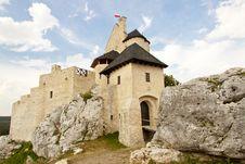 Free Silesia Region - Bobolice Castle. Royalty Free Stock Photos - 26966568