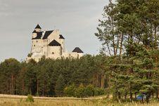 Free Bobolice Castle, Poland - Silesia Region. Royalty Free Stock Photo - 26966715