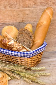 Free Various Bread And Pastry Royalty Free Stock Photography - 26969487