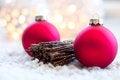 Free Christmas Decoration Stock Image - 26975151