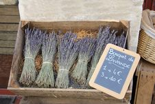 Free Lavender For Sale Royalty Free Stock Image - 26977466