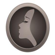 Free Icon Of Woman Stock Image - 26977751