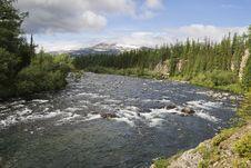 Free Mountain River Stock Photo - 26978720