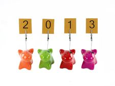 Free Welcome To 2013 Stock Image - 26979131