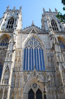 Free York Minster Stock Image - 26982311