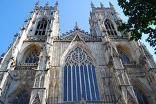 Free York Minster Royalty Free Stock Image - 26982326