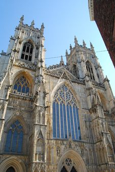 Free York Minster Stock Photo - 26982350