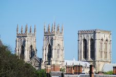 Free York Minster Royalty Free Stock Photography - 26982447