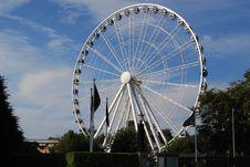 Yorkshire Wheel At York Stock Photos