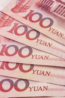 Free Chinese Currency - 100 Yuan Stock Photo - 26987660