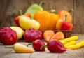 Free Colorful Peppers Stock Photo - 26995330