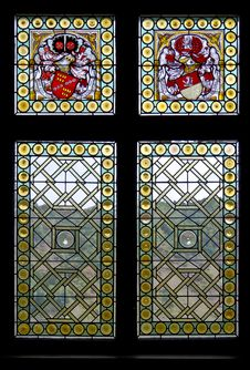 Free Stained Glass Royalty Free Stock Photos - 26992508