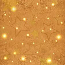 Free Festive Star Background Royalty Free Stock Images - 26994529