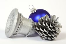 Free Christmas Decoration Royalty Free Stock Images - 26997239