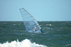 Free Windsurfer4 Stock Photos - 271563