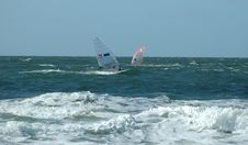 Free Windsurfing1 Royalty Free Stock Image - 271876
