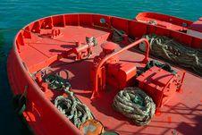 Free Mooring Ship Royalty Free Stock Image - 272046