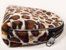 Free Leopardskin Purse Stock Photography - 272412