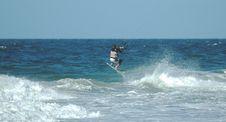 Free Kite Surfer 11 Stock Image - 272761