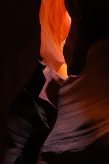 Free Antelope Canyon Arizona Stock Photography - 272992