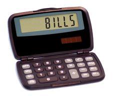 Free Calculator II Stock Photo - 274090