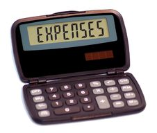 Free Calculator II Stock Photos - 274093