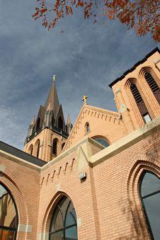 Free Church Stock Photos - 274273