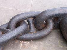 Free Heavy Chain Stock Photos - 275413