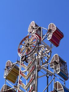Free Carnival Ride Royalty Free Stock Image - 275766