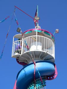 Free Carnival Slide Stock Photography - 275792