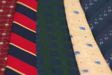 Free Neckties I Stock Photography - 276322