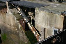 Free Hydraulic Lock Mechanism Stock Image - 277231