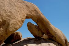 Free The Arch Rock Stock Photography - 277372