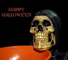 Happy Hallowe En Royalty Free Stock Photo