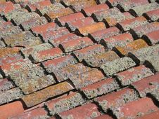 Free Spanish Shingles Royalty Free Stock Photos - 278108