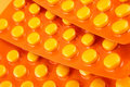 Free Orange Tablets Stock Photography - 2700472