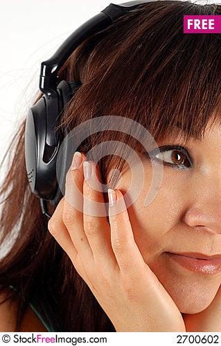 Free Enjoying Music 10 Stock Photography - 2700602