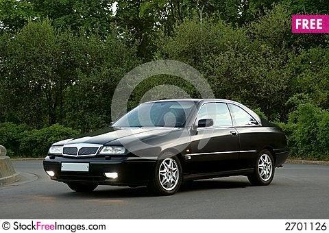 Free Rare Italian Car Royalty Free Stock Image - 2701126