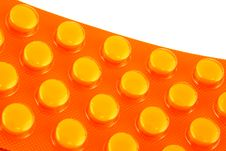 Free Orange Tablets Stock Photos - 2700223