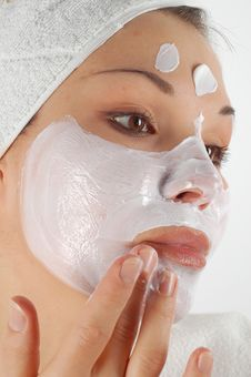 Free Beauty Mask 33 Stock Photography - 2700692