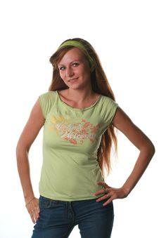 Free Woman Royalty Free Stock Photos - 2701388