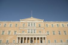 Free Greek Parliament 7 Stock Photo - 2701400