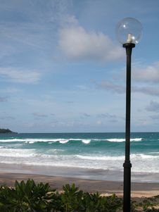 Free Sea Shore Stock Photo - 2701450