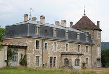 Free French Manor Stock Photos - 2702003