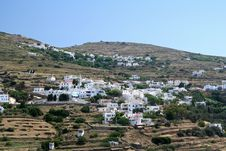 Free Greek Island Villages Royalty Free Stock Images - 2703079