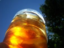 Free Iced Tea Stock Photography - 2703312