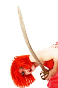 Free Swordplay Stock Image - 2703971