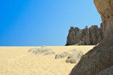 Free Beautiful Beach Stock Image - 2704191