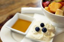 Free Dessert Plate Stock Photo - 2704240